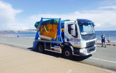 Skip Hire and Waste Removal Services in Newton Abbot and Torbay