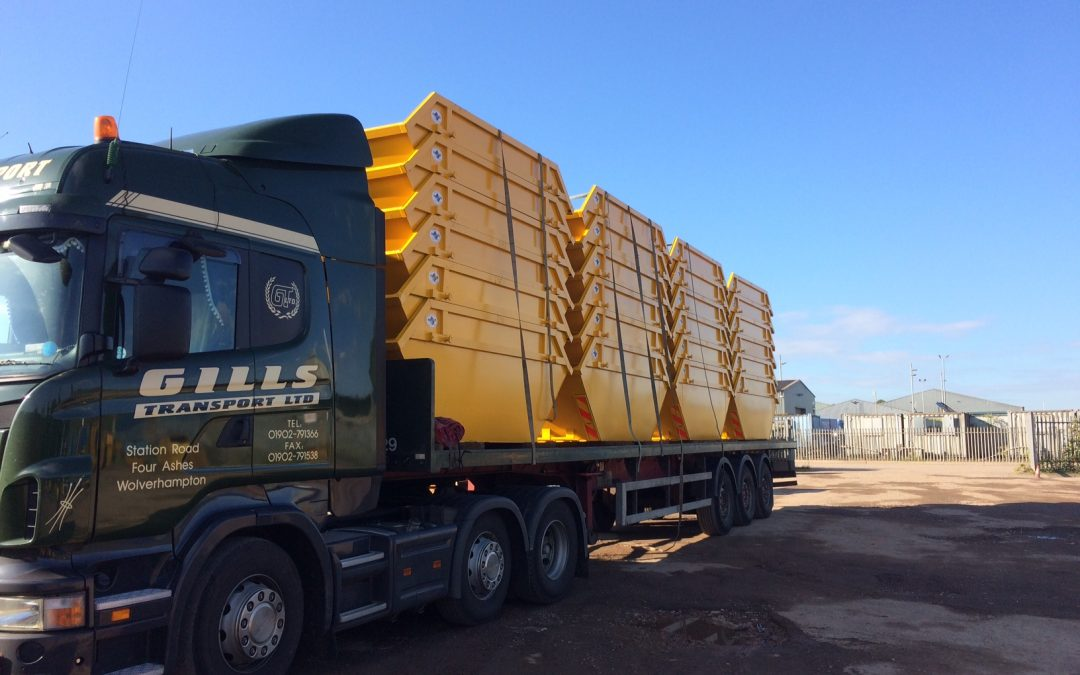 New skips purchased as demand soars in Torbay!